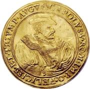 4 Goldgulden (Goldener Schaupfennig) – reverse