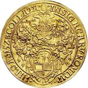 4 Goldgulden (Goldener Schaupfennig) – obverse