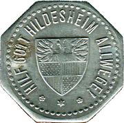 5 Pfennig - Hildesheim – reverse