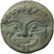 Hemilitron (Cast coinage) – obverse