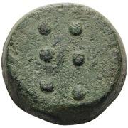 Hemilitron (Cast coinage) – reverse