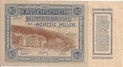 80 Heller (Hinterbrühl) -  obverse
