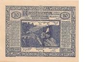 10 Heller (Hinterbrühl) -  obverse