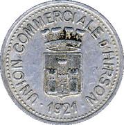 10 Centimes (Hirson) – obverse