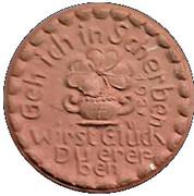 25 Pfennig - Höhr – reverse