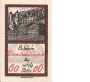 60 Heller (Hofgastein) -  obverse
