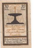 30 Heller (Hofgastein) – reverse