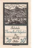 30 Heller (Hofgastein) -  obverse