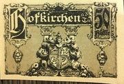 50 Heller (Hofkirchen an der Trattnach) – obverse