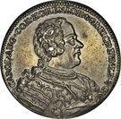 1 Thaler - Karl August – obverse