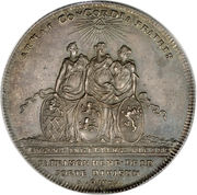 1 Thaler - Ludwig (Territorial division) – obverse