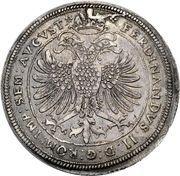 1 Thaler - Philipp Ernst zu Langenburg (territorial division) – reverse