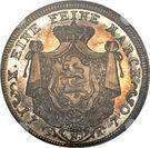 1 Thaler - Ludwig Friedrich Karl – reverse