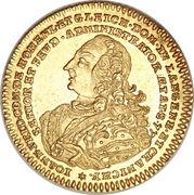 1 Ducat - Johann Friedrich II. – obverse