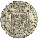10 Kreuzer - Ludwig Friedrich Karl – obverse