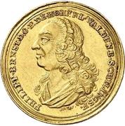 1 Ducat - Philipp Ernst – obverse