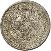 24 Kreuzer - Johann Georg – reverse