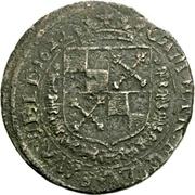 24 Kreuzer - Johann Georg (Kipper) – reverse
