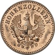 1 Kreuzer - Friedrich Wilhelm IV – obverse