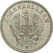 3 Kreuzer - Friedrich Wilhelm IV – obverse