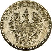 6 Kreuzer - Friedrich Wilhelm IV – obverse