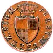 1 Kreuzer - Karl – obverse