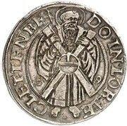 2 Thaler - Ernst VII (Ausbeute - St. Andreas) – reverse