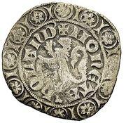 1 Groschen - Wilhelm V. of Bavaria (Löwengroschen) – reverse