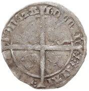 1 Groot - Albert of Bavaria – reverse