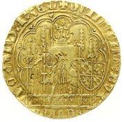 """1 Gouden Schild """"Klinckaert"""" - William VI of Bavaria – obverse"""