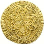 "1 Gouden Schild ""Klinckaert"" - William VI of Bavaria – reverse"