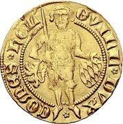 1 Goudgulden - William V of Bavaria – obverse