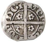 1 Denar - Floris V. – reverse
