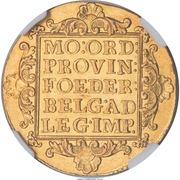 2 Dukaten - Louis Napoleon (Utrecht) – reverse