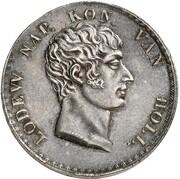 1 Gulden - Louis Napoleon – obverse