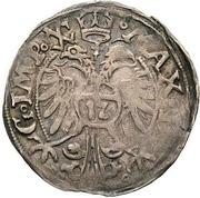 1 Fürstengroschen - Otto V. – reverse