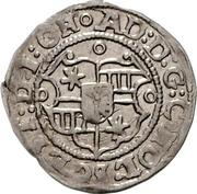 1 Groschen - Adolf XIII. – obverse