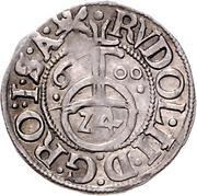 1 Groschen - Adolf XIII – reverse