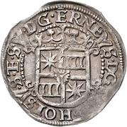 1 Schreckenberger - Ernst III – obverse