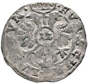 12 Pfennig - Ernst III. (Kipper) – reverse