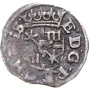 3 Kreuzer - Ernst III. (Kipper) – obverse