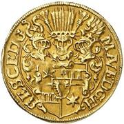 1 Goldgulden - Ernst III – obverse