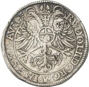 1 Thaler - Adolf XIII. – reverse