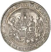 """1 Thaler """"Biblischer Taler"""" - Ernst III. – obverse"""