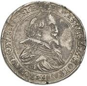 1 Thaler - Ernst III. – obverse