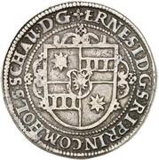 ½ Thaler - Ernst III. (Death) – obverse