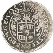 ½ Thaler - Ernst III. – reverse