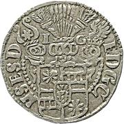 1 Groschen - Ernst III – obverse