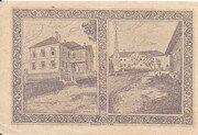 10 Heller (Holzhausen) -  reverse