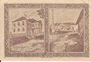 50 Heller (Holzhausen) – reverse